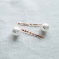 [SET] Pearl Ball Bobby Pins 2qty