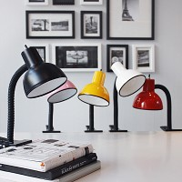 레트로 클립 램프 - 5Colors