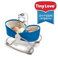 타이니러브] 라커내퍼 /아기 침대 /바운서