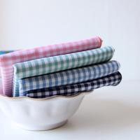 쓰리체크 손수건 스카프 넥수건 4color