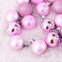 믹스볼장식세트 20입 (핑크) - 3cm