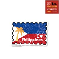 랜드마크 필리핀 - 캐리어/노트북 스티커