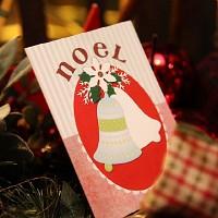 하베스터 크리스마스 카드 - 노엘 노엘