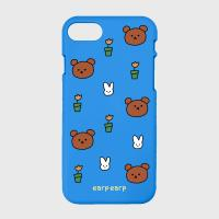 Bear and rabbit-blue(color jelly)