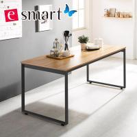 [e스마트] 스틸 테이블 1600x800 (사각다리)