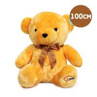 동글이 베어인형 오렌지-왕(100cm)
