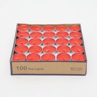 티라이트 캔들 2.5H 고급 (100개입/ 레드)