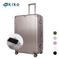 키코 PC 하드 28인치 화물용 USB 스마트 vol2 캐리어