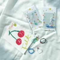 Dahlia 체리 비즈 반지 만들기 세트 DIY 키트 5type