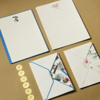 [Mark's] PAUL & JOE Letter set-PAJ-LS2