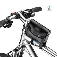 사이클 MTB용 경량 자전거 탑튜브 가방  완전방수경량 대만산 자전거가방