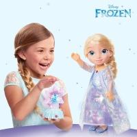 디즈니 겨울왕국 new 노래하는 엘사 인형