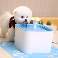 [봉봉펫닷컴] 강아지 고양이 자동 위생 급수대 A