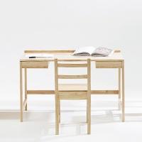[스크래치] 모던 2서랍 책상 + 슬로프 체어