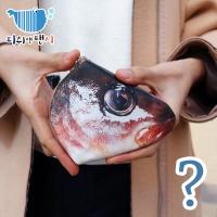 [피쉬앤팬시]물고기지갑 생선지갑 지갑 카드 동전지갑
