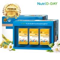 [뉴트리디데이] 건강선물세트 (멀티비타민 3입)+쇼핑백