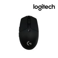 로지텍 게이밍 마우스 G304_무선 블랙