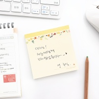 플라워블라썸 포스트잇