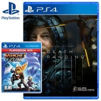 PS4 데스 스트랜딩 + 라쳇 앤 클랭크 PS HIT