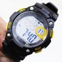 라이트 디지털 손목시계