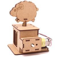 DIY Miniature 모터마타 흔들흔들 양 배터리미포함