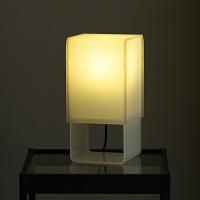 큐브 테이블 스탠드 (LED 전구 증정)