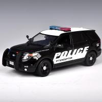 [모터맥스]1:18 2015 포드 SUV 경찰 순찰자(536M73540BK)