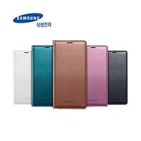 [SAMSUNG] 삼성 갤럭시S5/LTE-A 호환 플립월넷 케이스 EF-WG900 ( 그린 / 핑크 / SM-G900 / G906 )