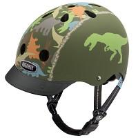 [LNG3-1090M-XS] 유아용 리틀너티 헬멧 - Dino-Mite (다이노마이트) - 무광