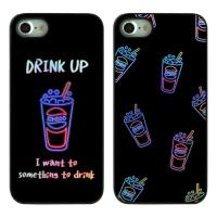 SIMSOO DRINK UP(2TYPE) 갤럭시S8 TWINKLE CASE