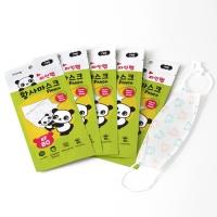 파인웹 황사마스크 Panda KF80 (1개, 소형)