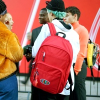 Funky Backpack 백팩 - Red