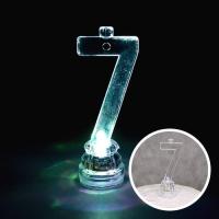 LED 숫자초 7