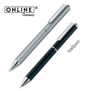 온라인 트리엔날 볼펜/소프트블랙 - 30114
