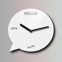 Reflex 무소음벽시계(소) NDM24-WH
