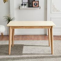 고무나무 4인식탁 테이블 FN701-2