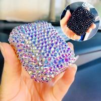 에어팟 1/2/프로 반짝이 큐빅 다이아몬드 하드 케이스