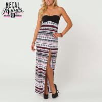 SOUTHSIDE MAXI DRESS (Black)
