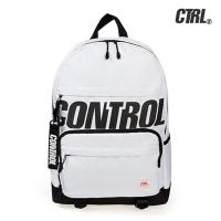 [씨티알엘] RETRO BLOCK DAYPACK (WHITE)