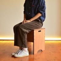 [리우목공방] SECRET BOX 의자