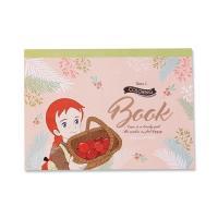 빨강머리앤 컬러링북 5X7 (핑크)