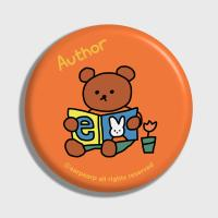 Read intensively-orange(거울)