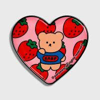 strawberry bear-pink(hearttoktok)