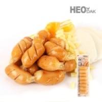 [허닭] 닭가슴살 비엔나 소시지 트리플치즈 64g 1+1+1