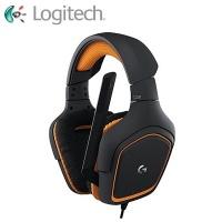 logitech 스테레오 게이밍 헤드셋 G231 (노이즈 캔슬링 마이크 / 폴딩 마이크 / 스포츠용 소재 이어컵 / 90도 회전 헤드유닛)