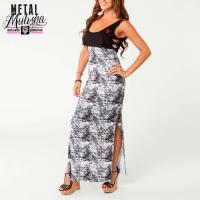 DAZED MAXI DRESS (Black)