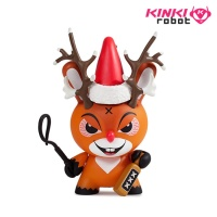 [KINKI ROBOT] 크리스마스 더니 3INCH DUNNY HOLIDAY RISE OF RUDOLPH (1611002)