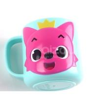 핑크퐁 입체머그컵
