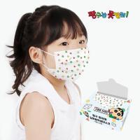 짱구 파자마 위생마스크 1BOX 30입 (유아용/아동용)