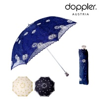 [DSM17-01]이중꽃자수 망사 양산